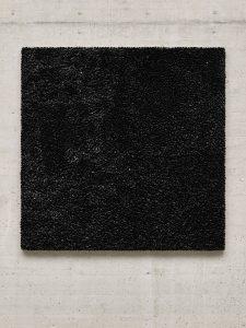 Illuvium (2012) / artificial fingernails / 100 x 100 cm